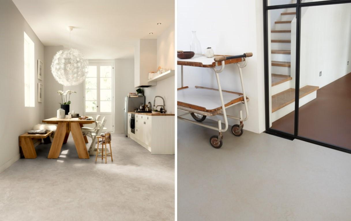 Linoleum Vloer Kliksysteem : Waarom kiezen voor een vloer in linoleum famst binnenhuisinrichting